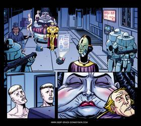 Webcomic Page 11 by KR-Whalen
