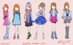 Anna Inspired Fashion (Frozen)