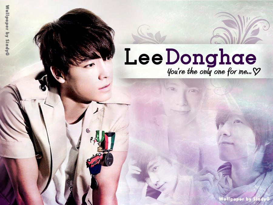Lee Donghae Love Mexican Food