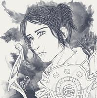 Dragon Age Doodle 1.1