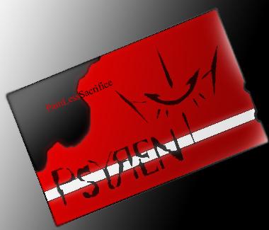 Psyren Calling Card by PainLessSacrifice