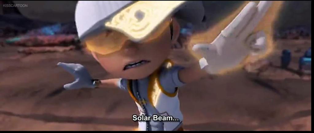 BoBoiBoy Solar by Manniey