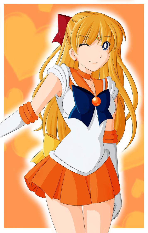 Sailor moon venus desnuda images 10