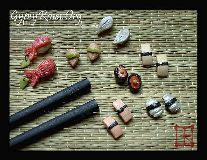 Mini Sushi Anyone? by che4u