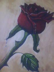 The Last Rose by BreannahWebb