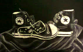 My Chuck's(larger),dont know if its better:D