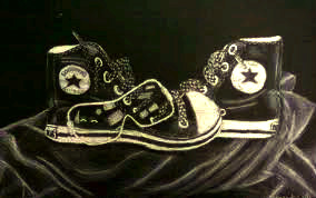 My Chuck's(larger),dont know if its better:D by BreannahWebb