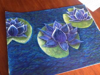 Lotus by BreannahWebb