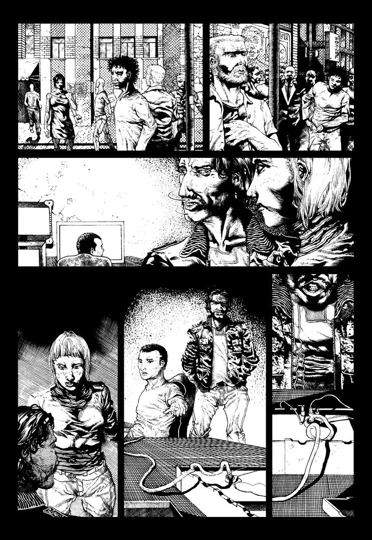 a TALKING HEADS page by CRUCASE