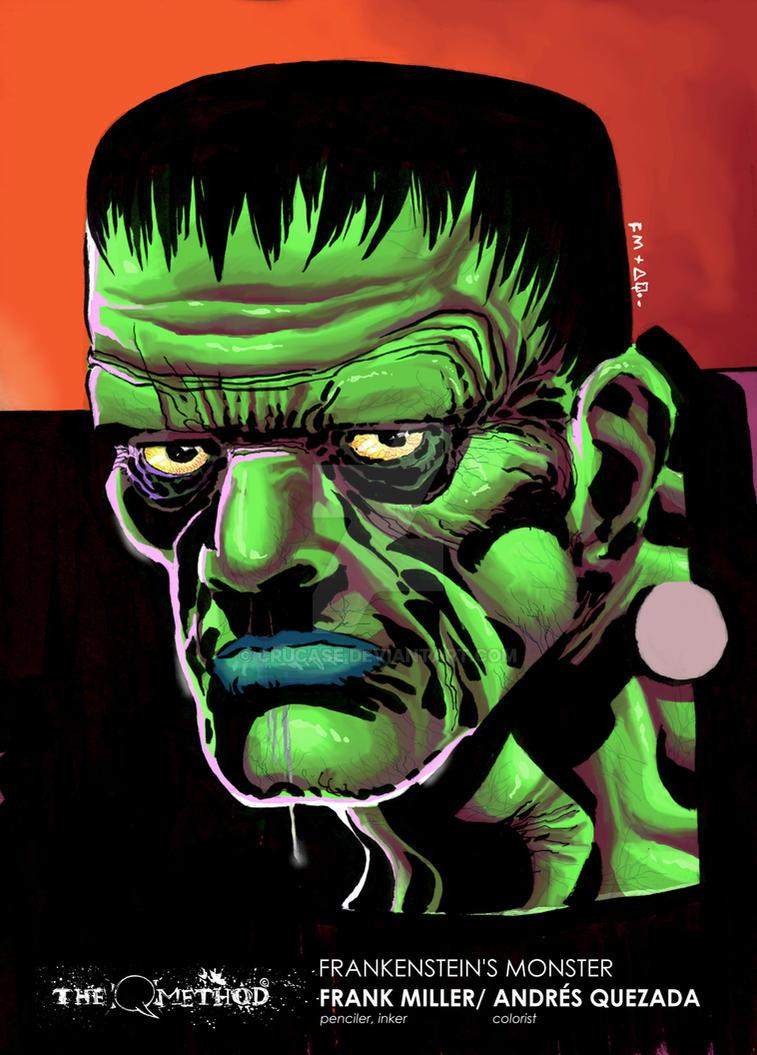 Frank does Frankenstein by CRUCASE