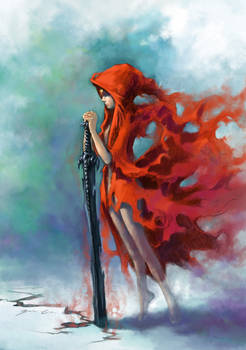 Little Red Riding Hood -COLOR-