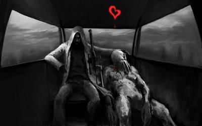 I -heart- Bloodsuckers by JerryCai