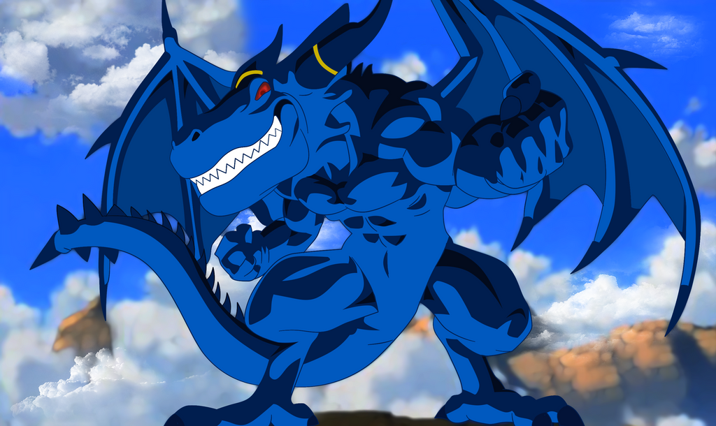 games like blue dragon