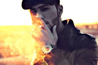 A Smoker