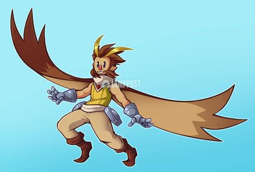 Otus! (Owlboy)