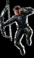 Hawkeye PNG (4)