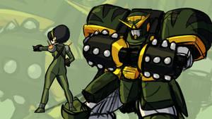 Blindjokes Gundam