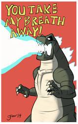 Godzilla Valentine