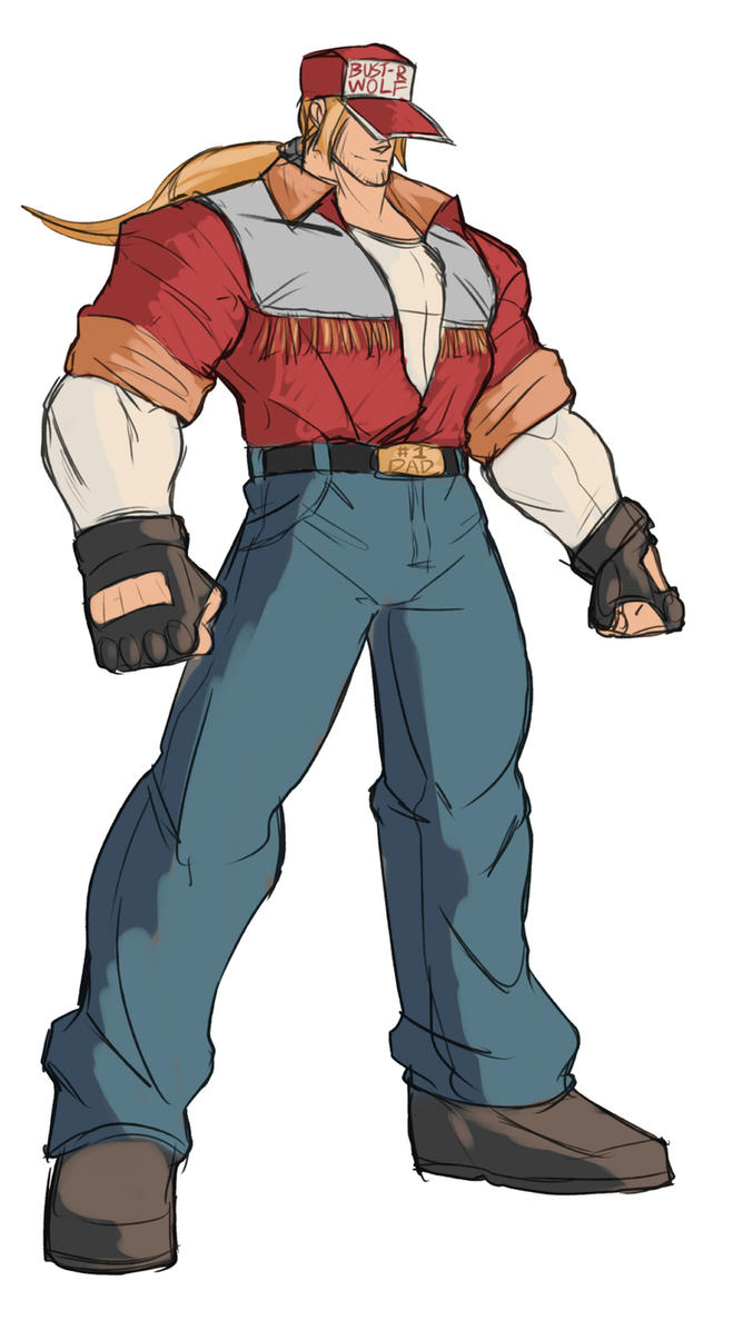 Terry the Trucker Man by Drbuffalo