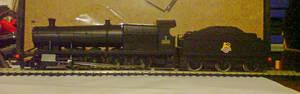 train 9: 2-8-0 tender loco