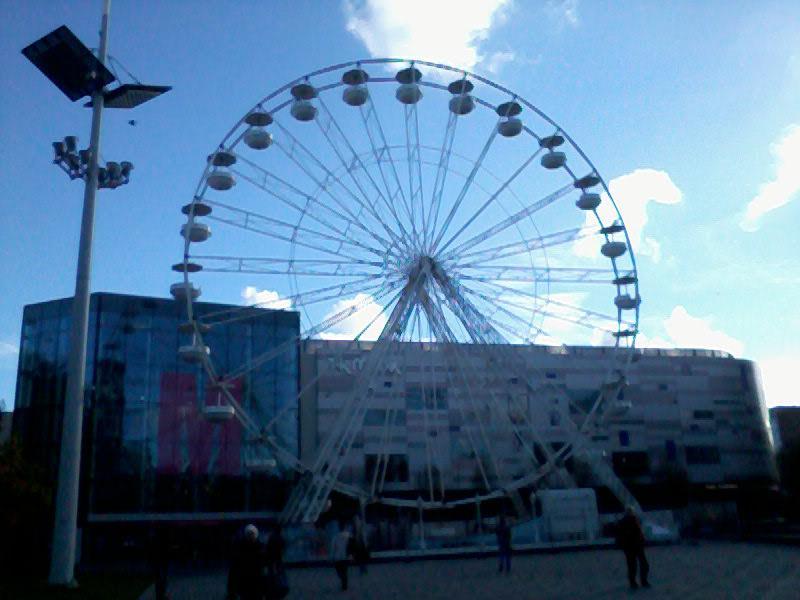 Ferris Wheel 13 by WhippetWild