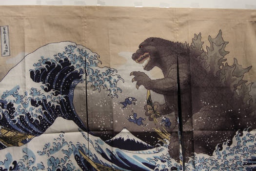 Hyper Japan Godzilla returns to the sea