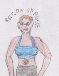 Return of Rosie the cyborg by WhippetWild