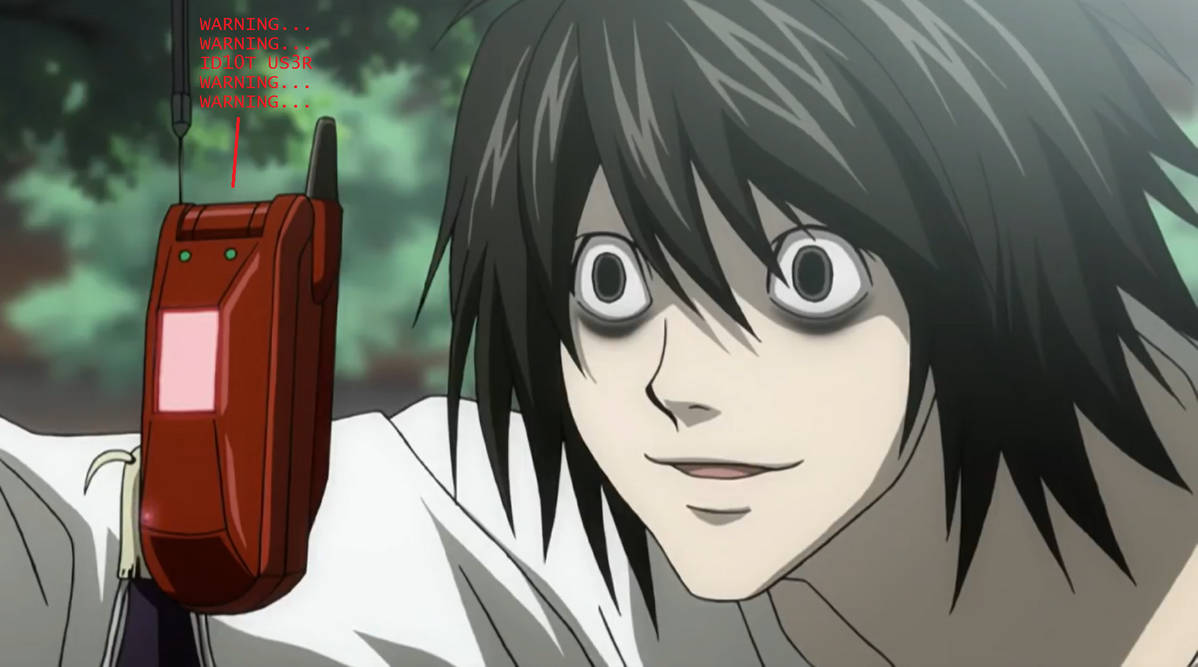 Funny Death Note Notes 02 by shyal-malkes