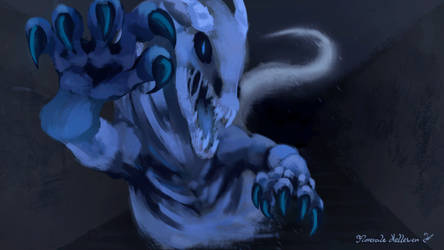 Smaugust #2 - Ghost