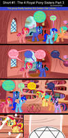Short #1: The 4 Royal Pony Sisters Part 3