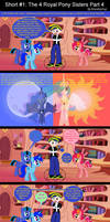 Short #1: The 4 Royal Pony Sisters Part 4