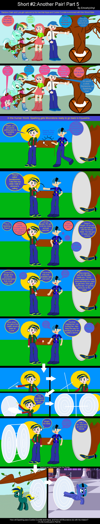 Short #2: Another Pair! Part 5 by EmoshyVinyl