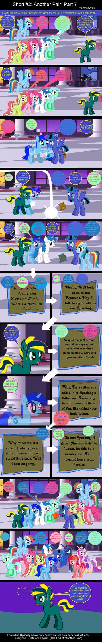 Short #2: Another Pair! Part 7 by EmoshyVinyl