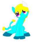 Sahara (Eldrince Empire: Dragon-Pony Hybrid)