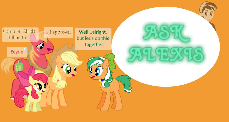 Ask Alexis by EmoshyVinyl