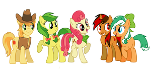 The Apple Family  and Pyre-Great Idea