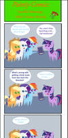 Pointy Comic-What I Always Wanted
