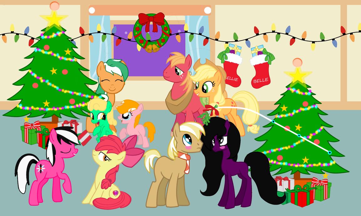 Christmas Pic-Merry Christmas! by EmoshyVinyl