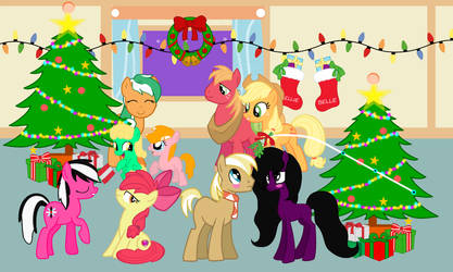 Christmas Pic-Merry Christmas! by EmoshyVinyl