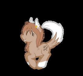 Commision-Cute Pone by EmoshyVinyl