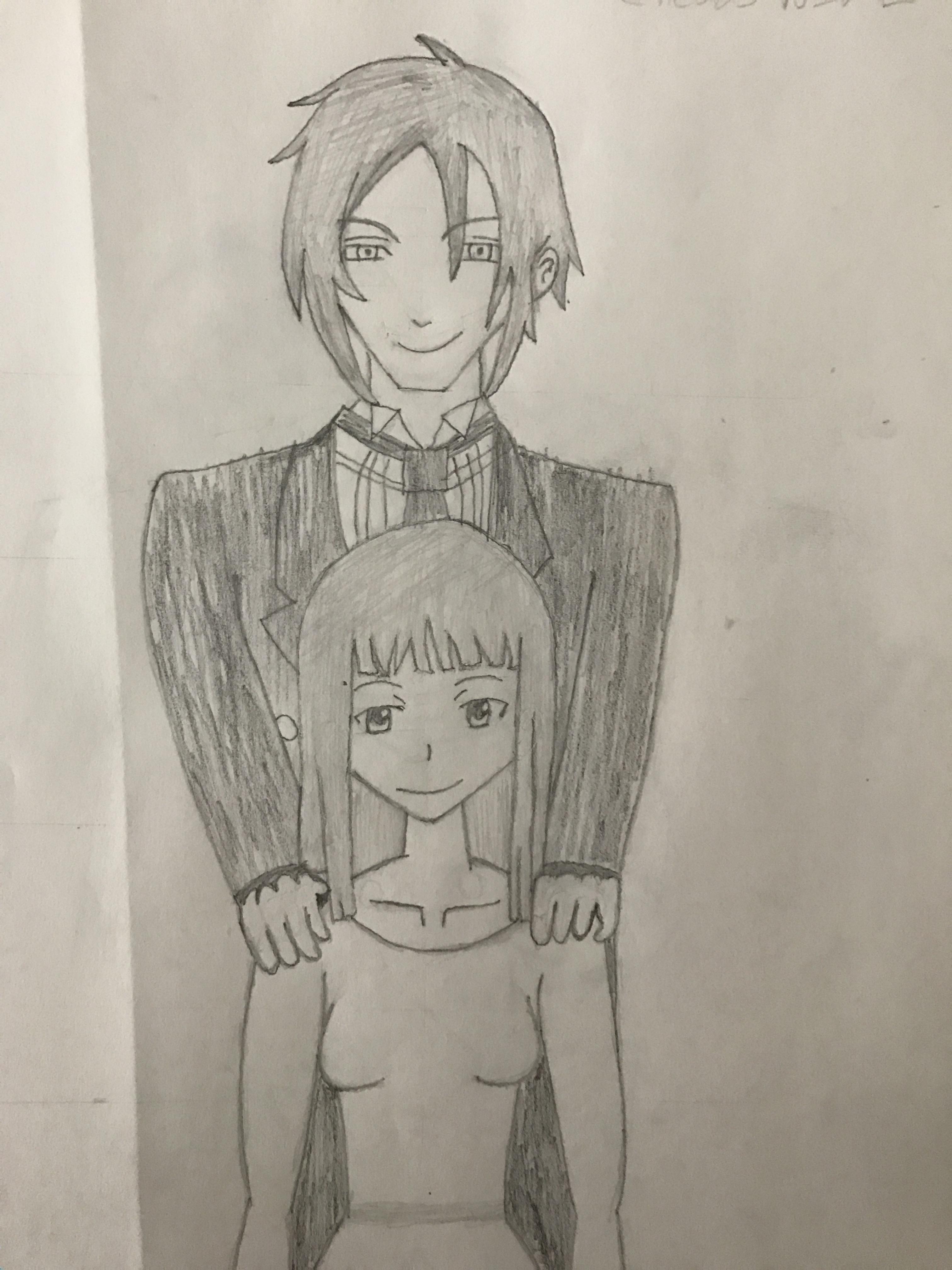 [Black Butler] Fan Art Request 01 by EmoshyVinyl