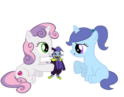 Request: Sweetie Belle's Gift