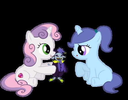 Request: Sweetie Belle's Gift