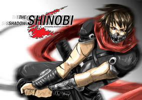 shinobi by HannaPhilip