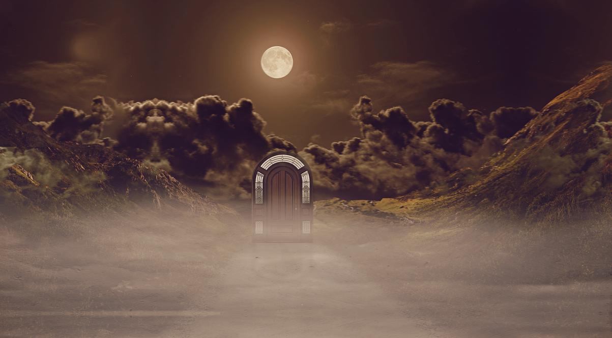 Mistyc Door Color by ColourQ