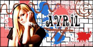 Avril Lavigne by Aizlej