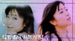Utada Hikaru by Aizlej