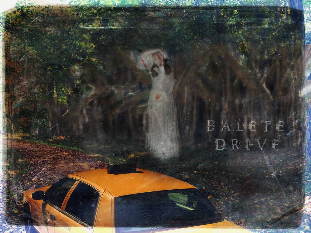 Balete Drive by Aizlej
