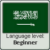 Beginner Arabic by Ame-Baki