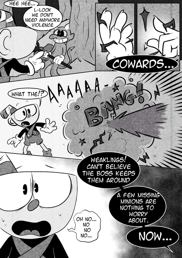 Cuphead Comic Pg 17 By Theemster97 On Deviantart